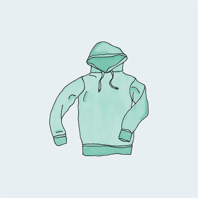 Oversized V Sweater